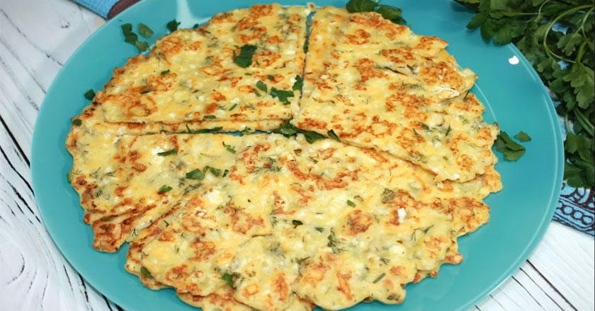 Быстрый способ приготовления хачапури!