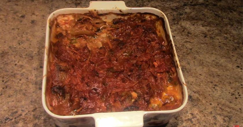 Рыба в томатном соусе на обед для всей семьи!
