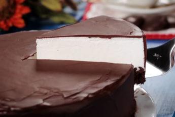 Простой и вкусный рецепт десерта Птичье молоко!