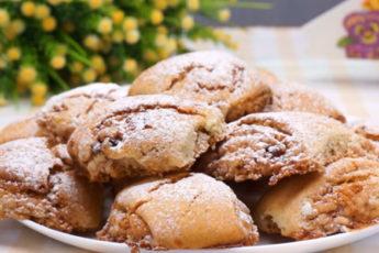 Нежное печенье с вареньем - родом из детства!