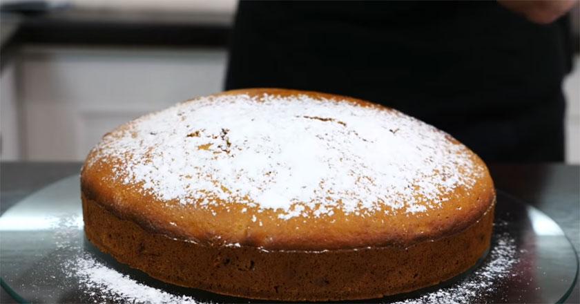 Самый вкусный пирог к чаю за 5 минут! Старинный рецепт!