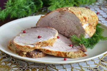 Нежная и ароматная буженина! Домашний рецепт мясного деликатеса!