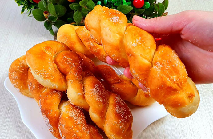 Вкусные домашние пончики! Пальчики оближешь!