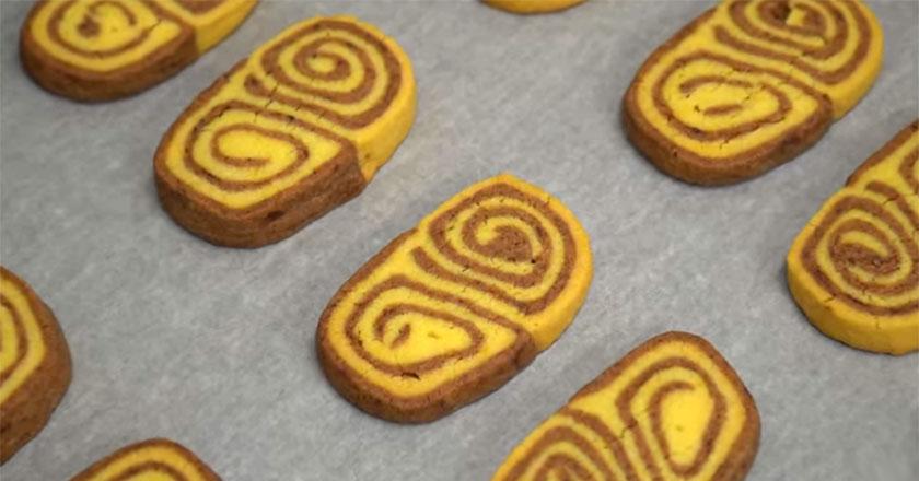 Нежное песочное печенье за 15 минут! Простой рецепт без яиц!