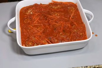 Вкусные ленивые голубцы на ужин! Сытное блюдо для всей семьи!