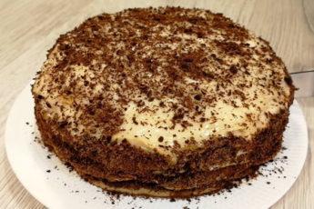 Творожный нежный торт за 30 минут! Не нужно выпекать и долго ждать!