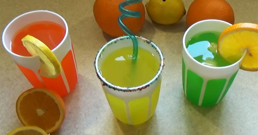 Натуральный лимонад! Полезный на 100%!
