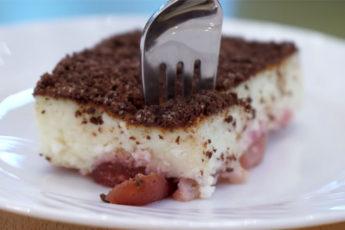 Вкусная творожная запеканка - лучше чем торт!