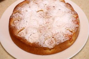 Абрикосовый воздушный пирог! Самый вкусный летний десерт!