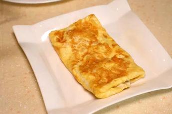 Лаваш с начинкой - супер быстрый завтрак для всей семьи!
