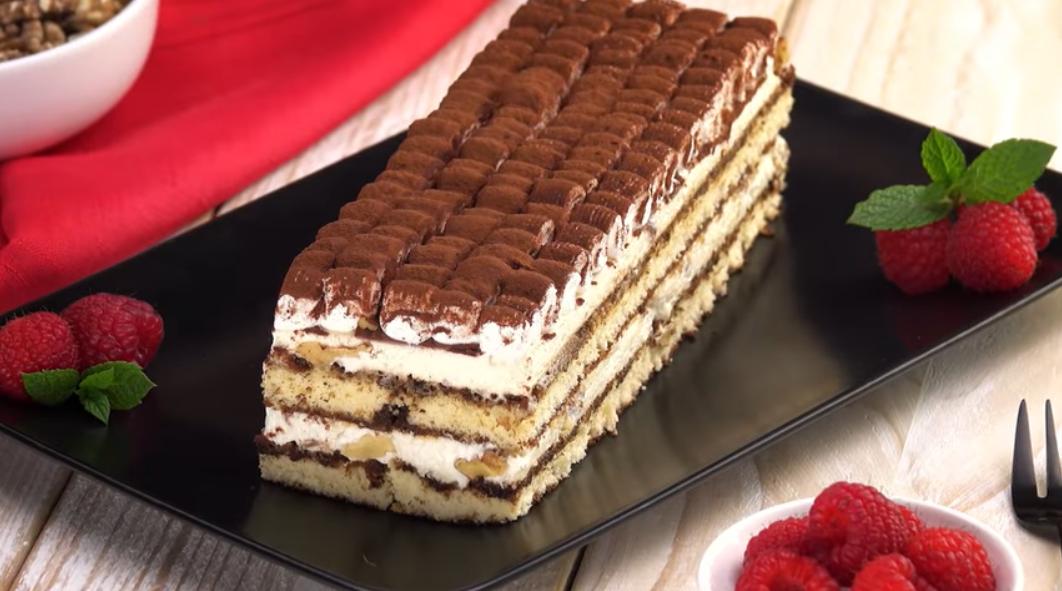 Торт-мороженое в картонке от молока: простой рецепт вкуснейшего десерта. Объедение!