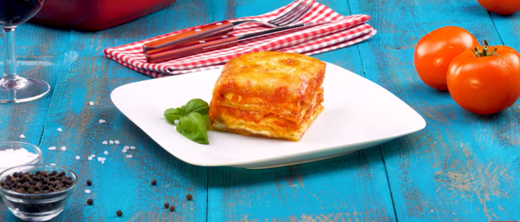 Куриный Шницель-Лазанья: как идеально совместить два любимых блюда