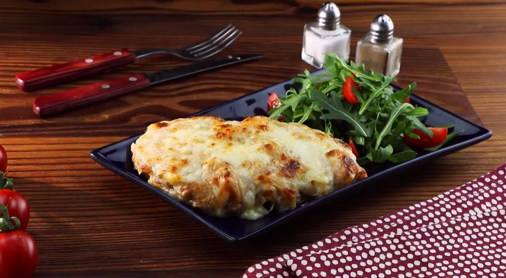 Курочка бешамель: нежнейшее блюдо под знаменитым соусом