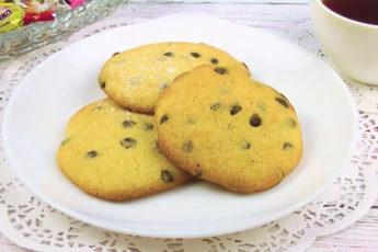 Рецепт приготовления самого вкусного и нежного печенья!