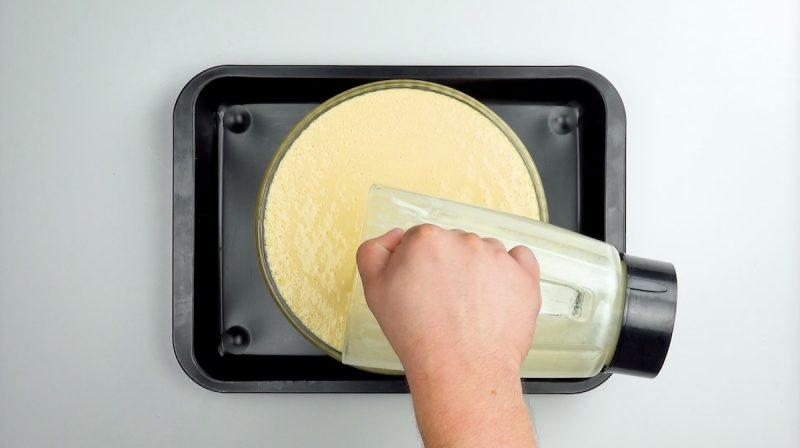 Нежнейший сырный флан из манго с карамелью. Этот идеальный десерт просто тает во рту!