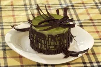 Чизкейк с чаем Матча - оригинальный и вкусный десерт!