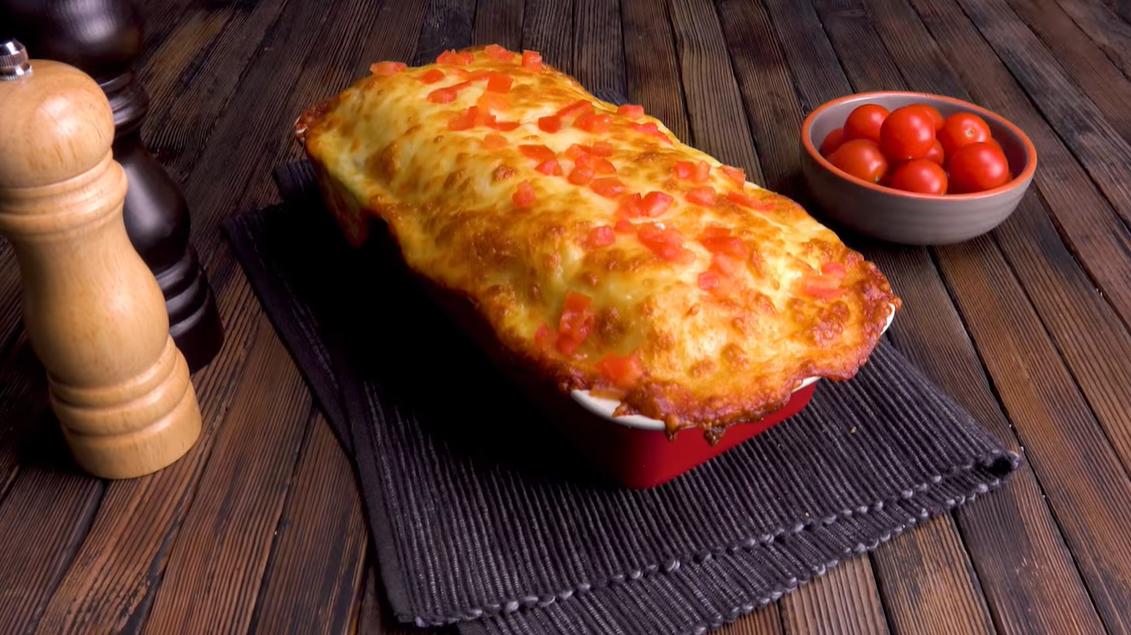 Вкуснейший домашний хлеб аля Капрезе: Рецепт - пальчики оближешь!