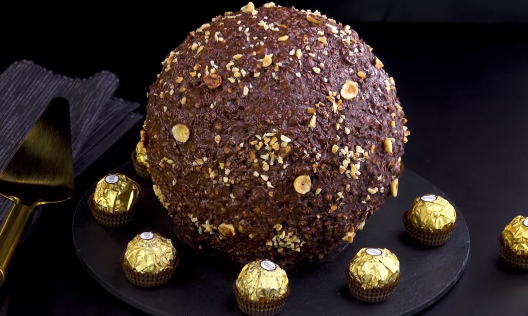 Самая большая и вкусная конфета на свете - на вашем столе! Супер рецепт!