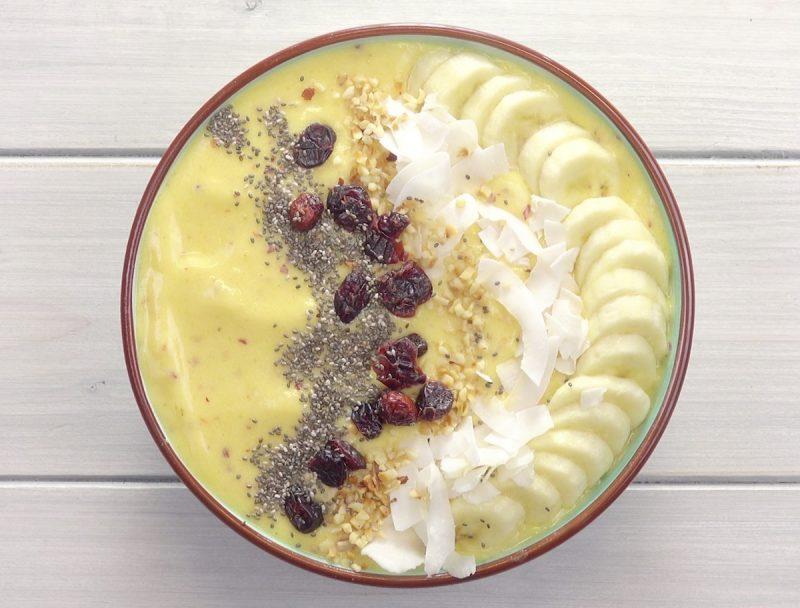 Сила фруктов: 5 супер полезных рецептов для смузи.