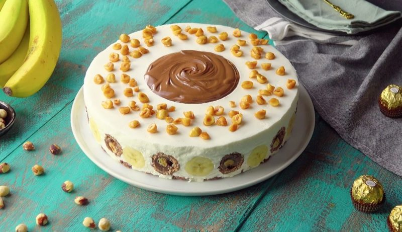 Торт из маскарпоне с шоколадом: просто роскошный десерт без выпечки.
