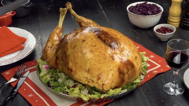 Турдакен: горячее и сочное блюдо из мяса птицы. Хит праздников!