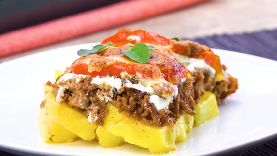 Мясная запеканка с картофелем: очень простой и вкусный рецепт на каждый день.