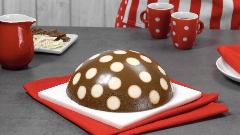 Пудинг в крапинку: очаровательный десерт без выпечки, который украсит любой праздник.