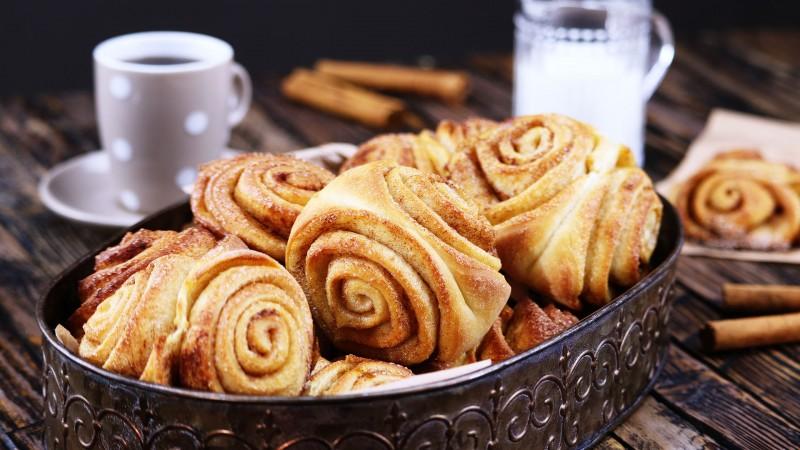 Вкусная и душистая Францева булочка: даже в булочной не испекут лучше