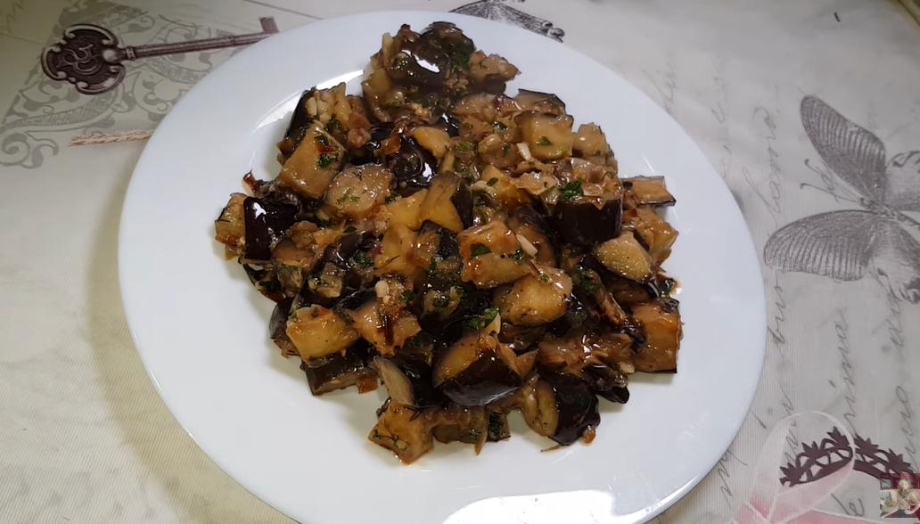 На вид баклажаны, а на вкус грибы!