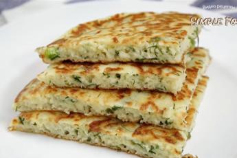 Хачапури «ленивые» на сковороде – не надо терять время с тестом, они готовы всего за несколько минут