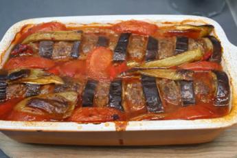 Баклажан кебаб – кусочек солнечной Турции на вашем столе