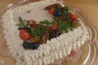 Торт закусочный «Великолепие»