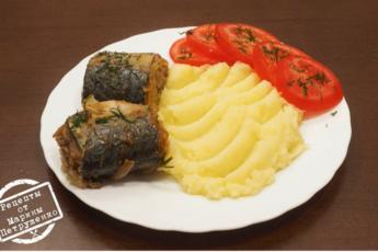 За этот соус к скумбрии разворачивается борьба. Смело готовьте такую рыбу – понравится всем: универсальный рецепт для мультиварки.