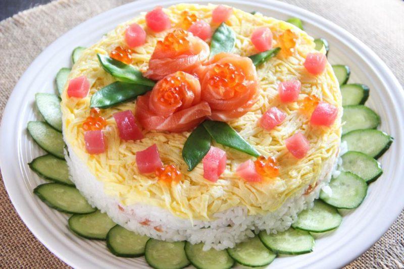 Потрясающе вкусный салат на праздничный стол!