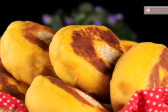 Тыквенные пампушки – ароматная закуска, согревающая изнутри
