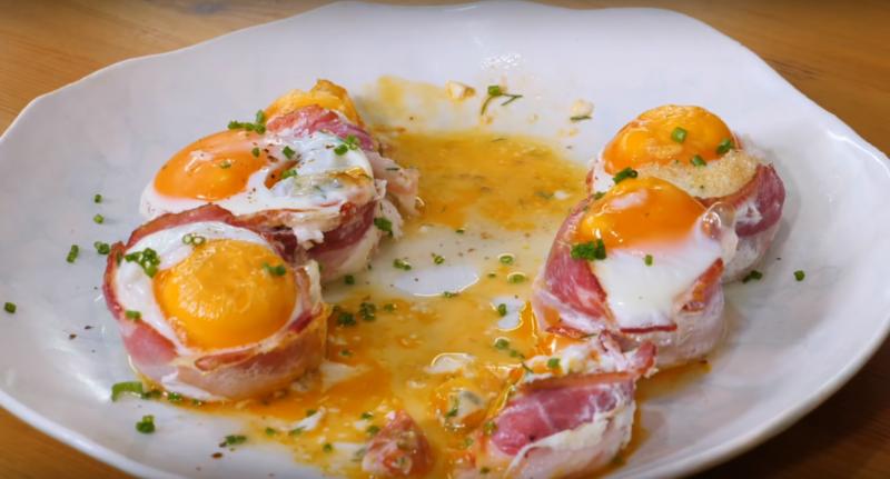 Завтрак «Не просто яичница»