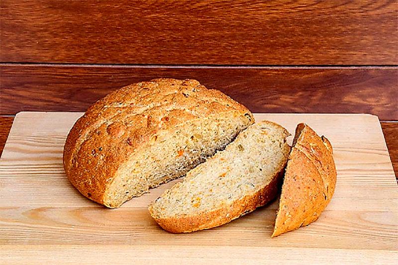 Домашний фитнес-хлеб