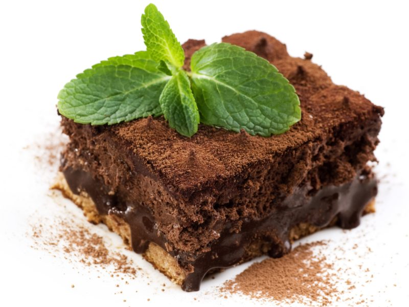 Торт «Шоколадный рай»
