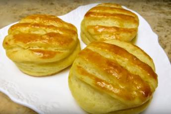 Тесто для булочек с вареной картошкой – из него получается самая мягкая и нежная выпечка