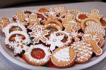 """Шведское печенье """"Леппаркокур"""" или Как подарить детям настоящий праздник"""