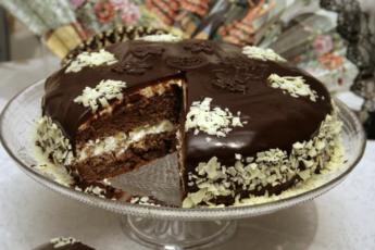 Домашний тортик «Рио-рита»