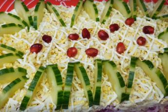Генеральский салат – идеальное блюдо к праздничному столу