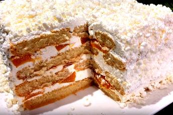 Великолепная подача торта «Загадка»