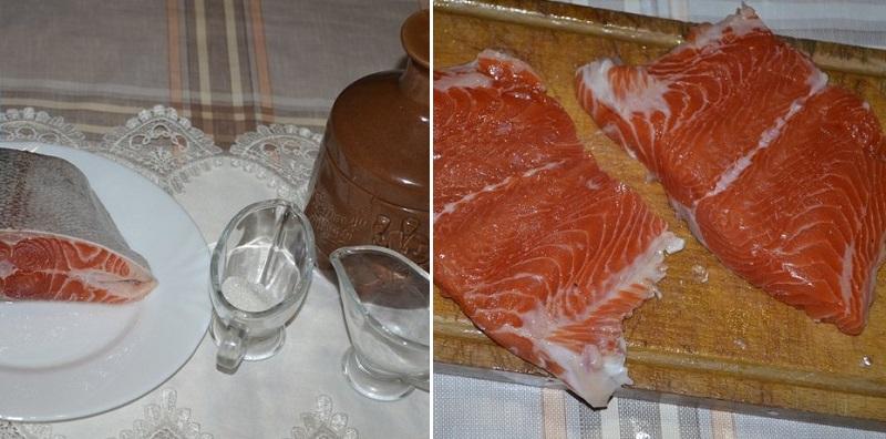 Засолил рыбу вечером — на следующий день она уже готова! Гости отдали за этот рецепт все голоса. Получается упругой, сочной и яркой