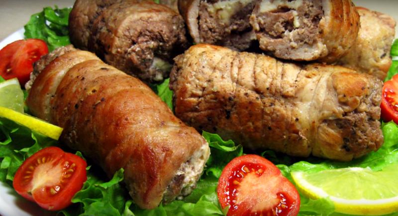 2 рецепта замечательных блюд из свинины