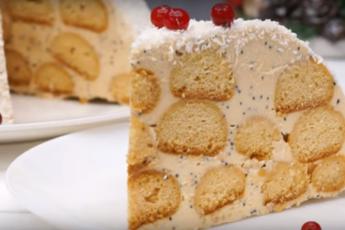 Торт медовый. Креативный рецепт