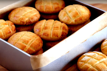 Как испечь правильное миндальное печенье – очень простой и доступный рецепт