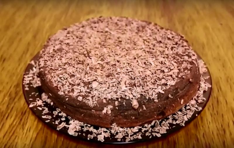 Воздушный и нежный Торт-суфле всего из трех продуктов!