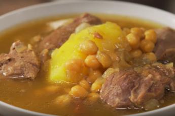 Бозбаш - неповторимый вкус кавказской кухни. Вкуснейшее мясное блюдо