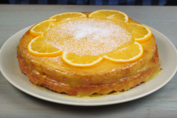 Кислый лимон да мука – а на выходе вкуснейший пирог! Простая и ароматная цитрусовая выпечка